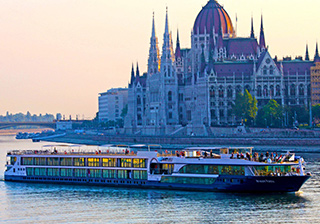 Free Gratuities & Save $50 per person on River Cruising